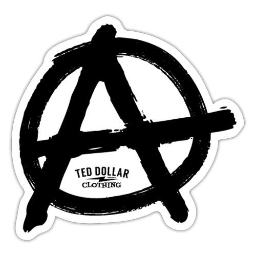 Anarchy - Autocollant