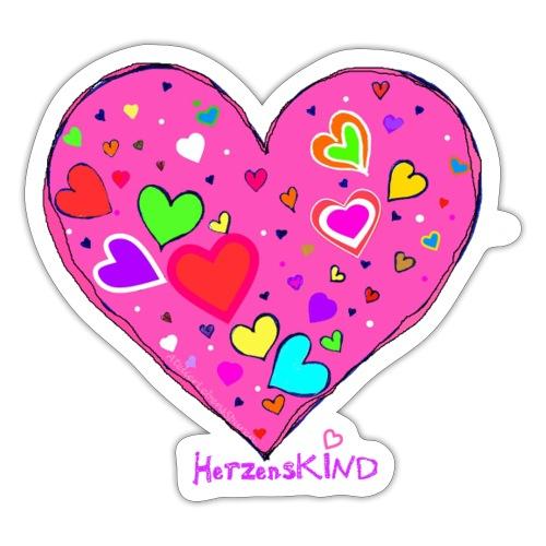 HerzensKind - Sticker