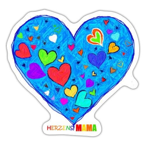 HerzensMama - Sticker