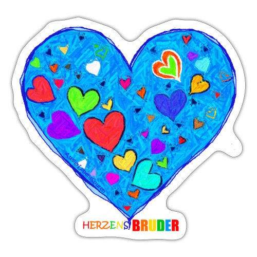 HerzensBruder - Sticker