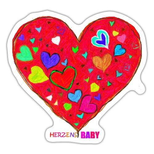 HerzensBaby - Sticker