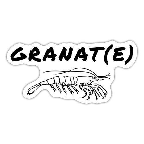Granat(e) - Sticker