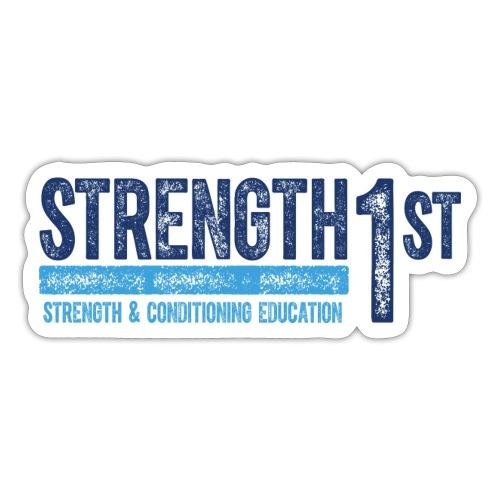 SRENGTH 1ST FC TEXTURE - Sticker