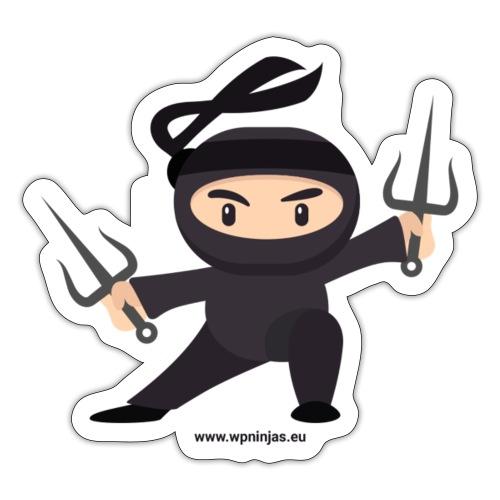 Ninja single 3zac - Sticker