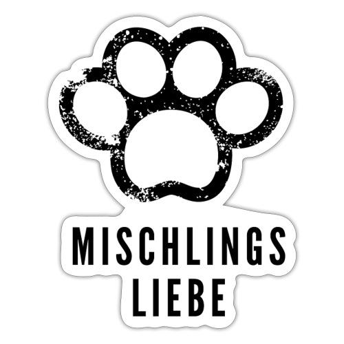 Mischlings Liebe - Sticker