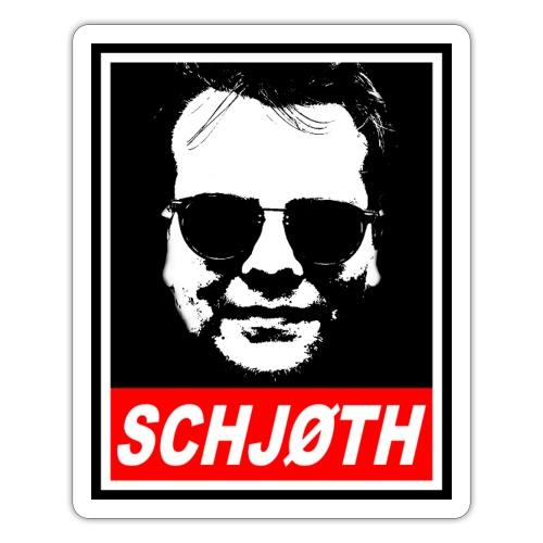 SCHJØTH - Sticker