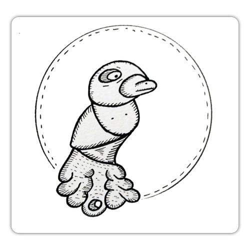 Oiseau oiseau - Autocollant
