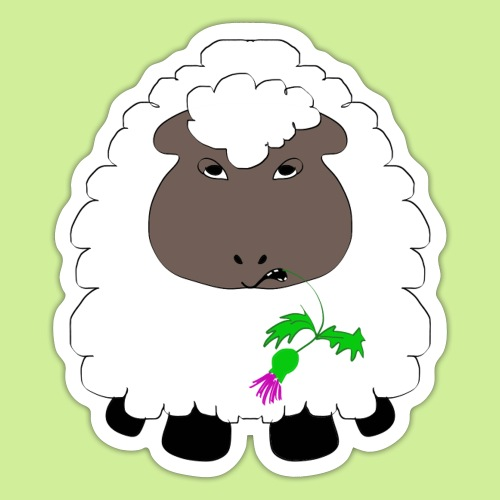 Sheep - Sticker