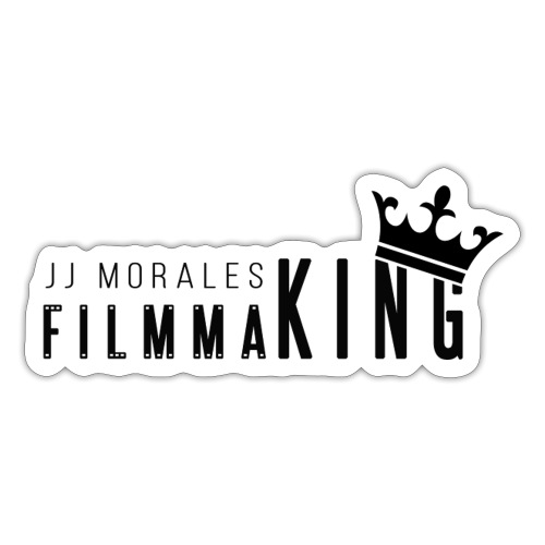 JJMORALES FILMMAKING - Pegatina