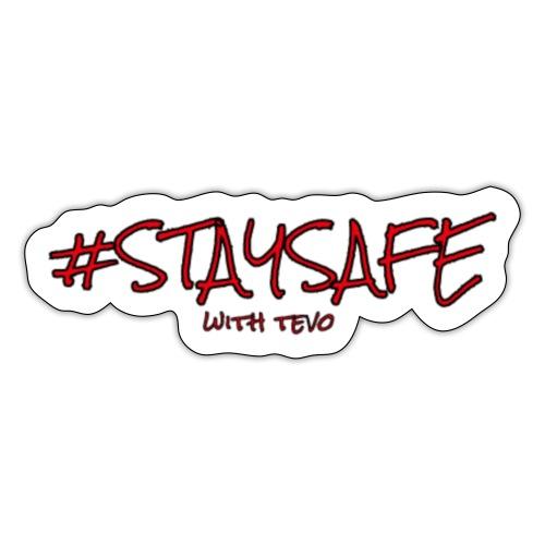#STAYSAFE - Sticker