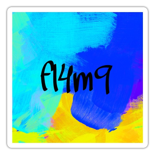 fl4m9 collection - Sticker