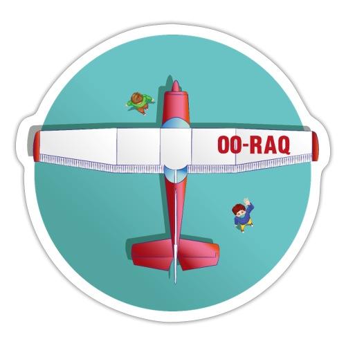 Cessna social distancing - Sticker