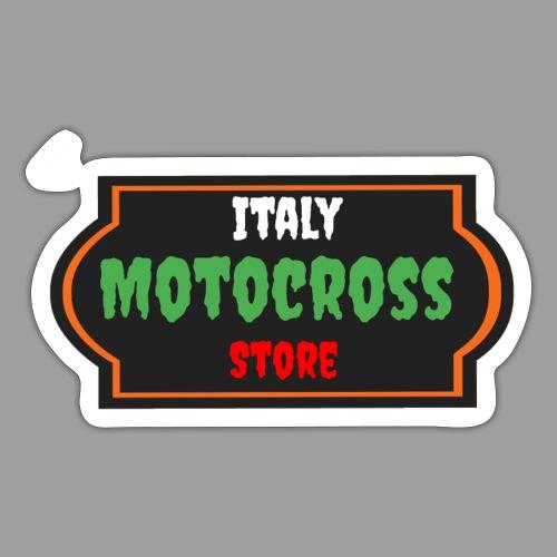 Motocross - Adesivo