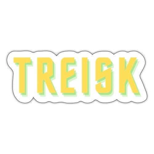 treisk - Sticker