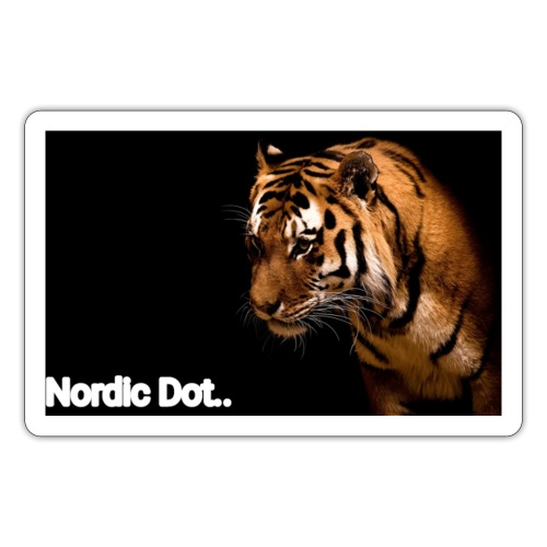 Tiger - Sticker