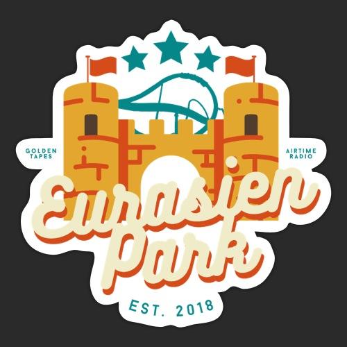 EURASIEN PARK ohne Hintergrund - Sticker