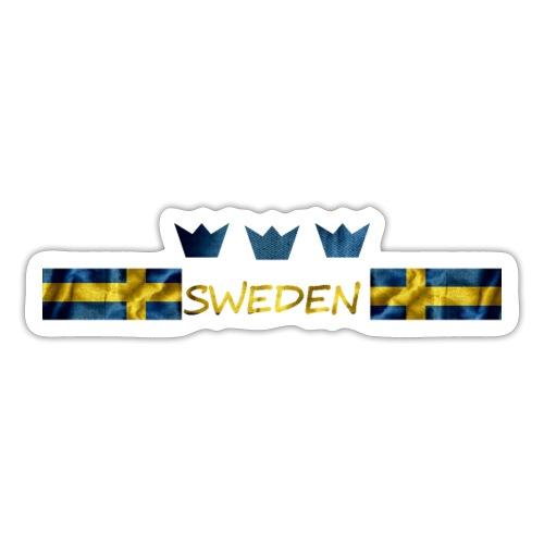 Sweden 2021 - Klistermärke