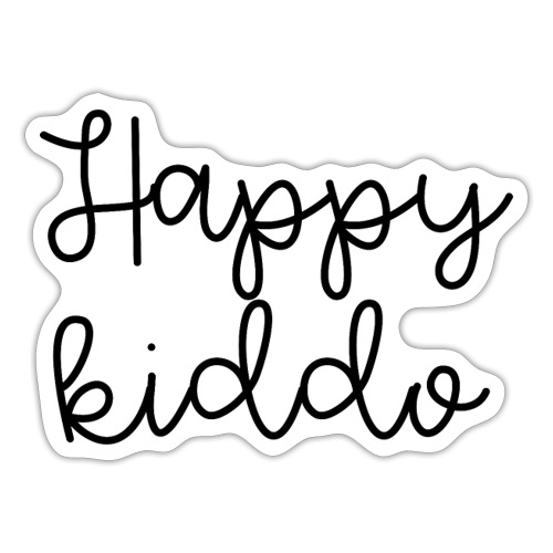 happykiddo - Sticker