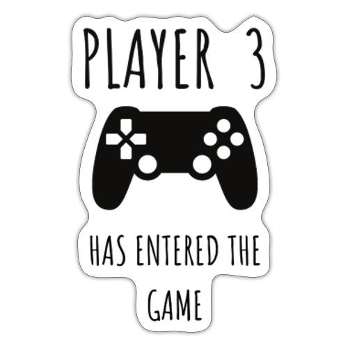 Player 3 - Sticker