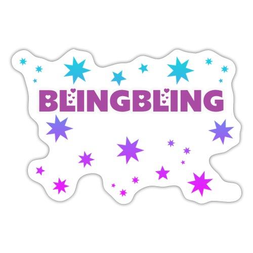 blingbling nixplemplem - Sticker