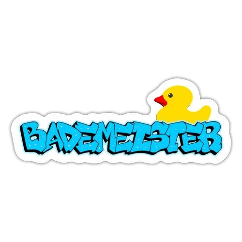 Bademeister - Sticker