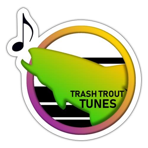 Trash Trout Tunes - Sticker