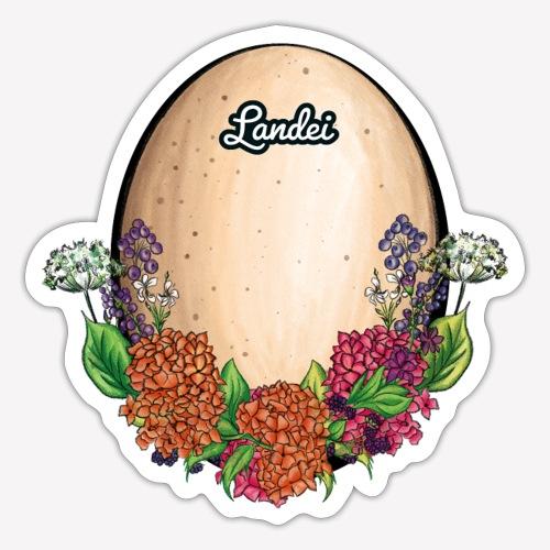 Landei - Sticker