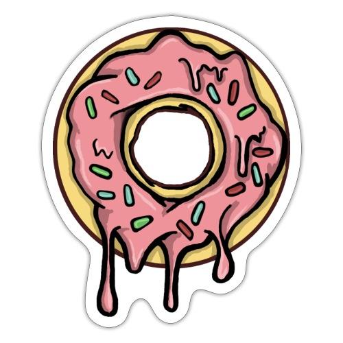 Doughnut - Klistermärke