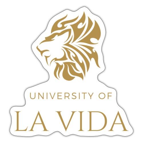 University of LA VIDA - Klistermärke