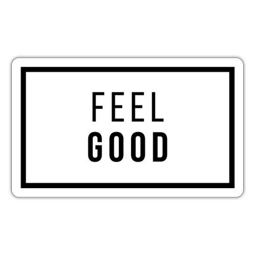 FEEL GOOD - Klistermärke