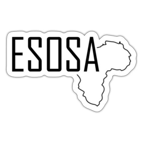 ESOSA Clothing - Sticker