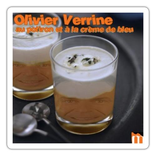Olivier Verrine - Autocollant