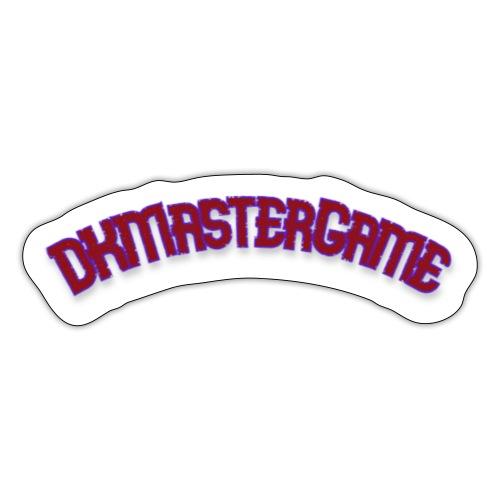 DKMasterGame skraft - Sticker