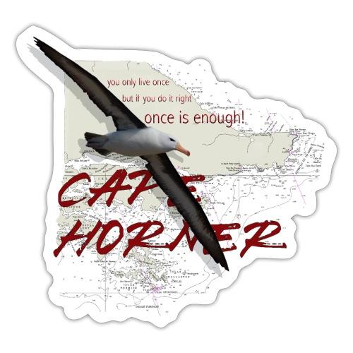 capehorner - Sticker