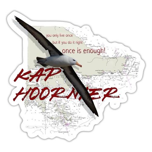 caphoornier - Sticker