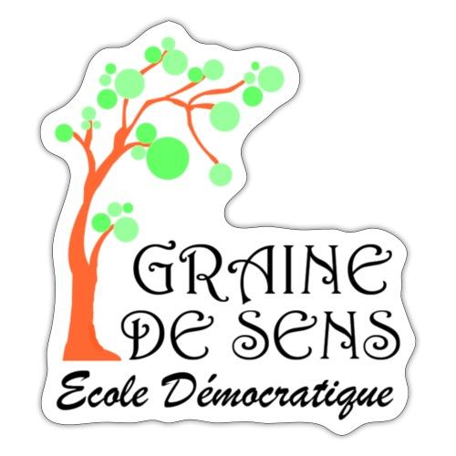 logo GDS - Autocollant