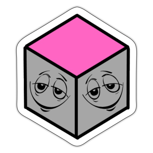 OTF ORIGINAL ☓ HERRE T-SHIRT - Sticker