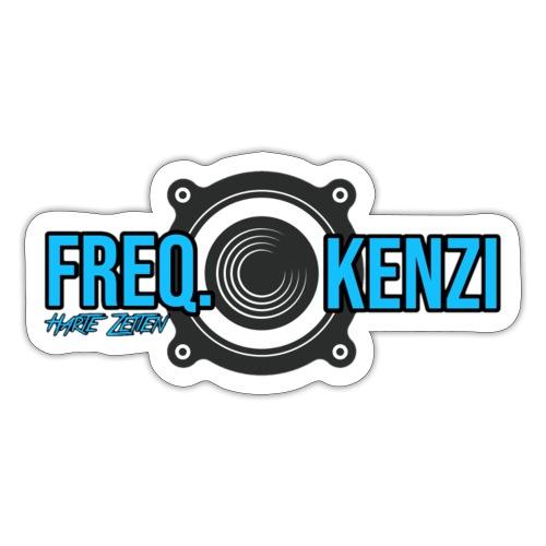 FreQ.Kenzi HZ Logo - Sticker