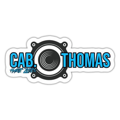 cab.thomas Logo New - Sticker