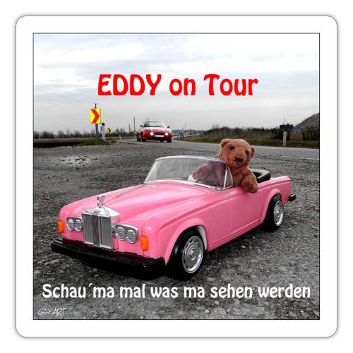 EDDY on TOUR 1 - Sticker