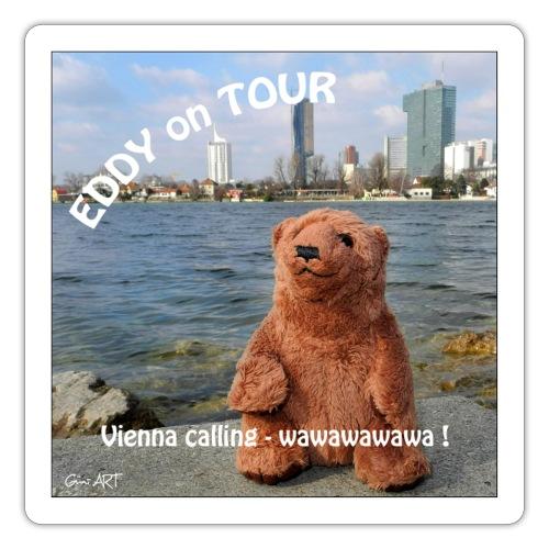 EDDY - Vienna calling - Sticker