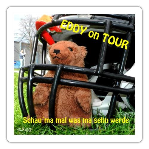 EDDY Football - Sticker