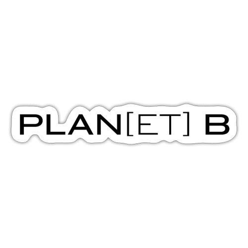 T-Shirt - Planet B - Sticker