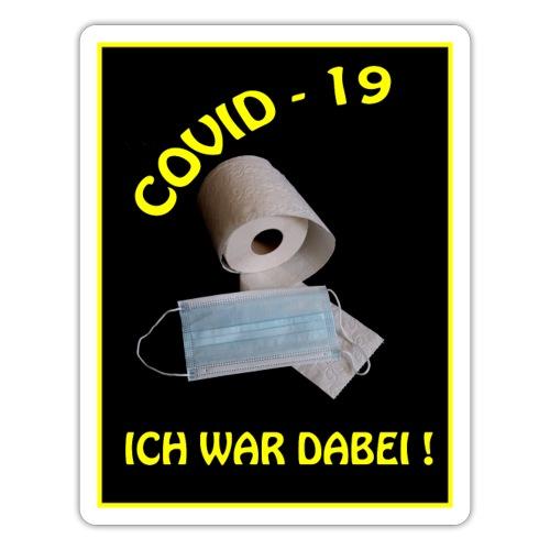 Covid19 - Sticker