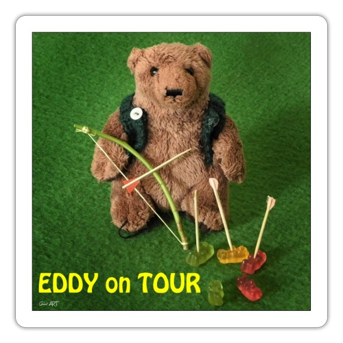 EDDY Robin Hood - Sticker
