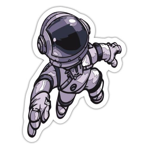 Astronaut Giant Leap - Sticker