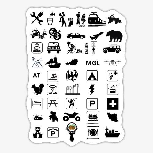 Where should I go now? - Sticker