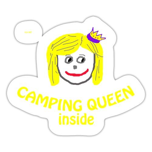 campingqueen gif - Sticker