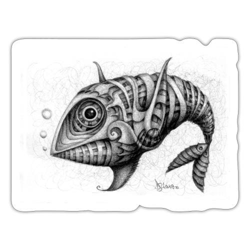 Pesce & Fish - Adesivo