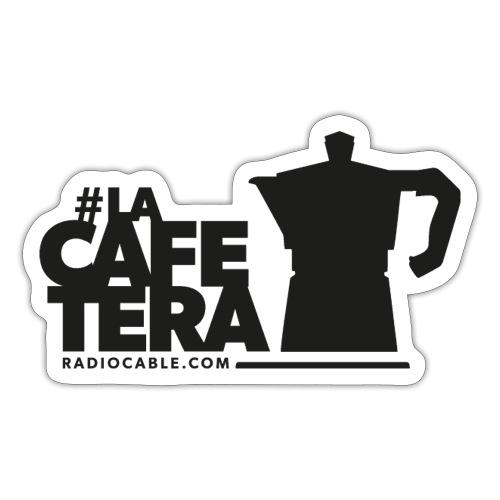 logo laCafetera 1 - Pegatina